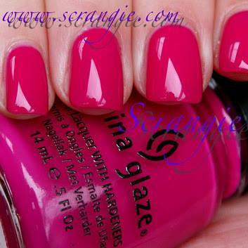 China Glaze - Electropop - Fuchsia Fanatic