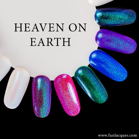 F.U.N Lacquer - Heaven On Earth