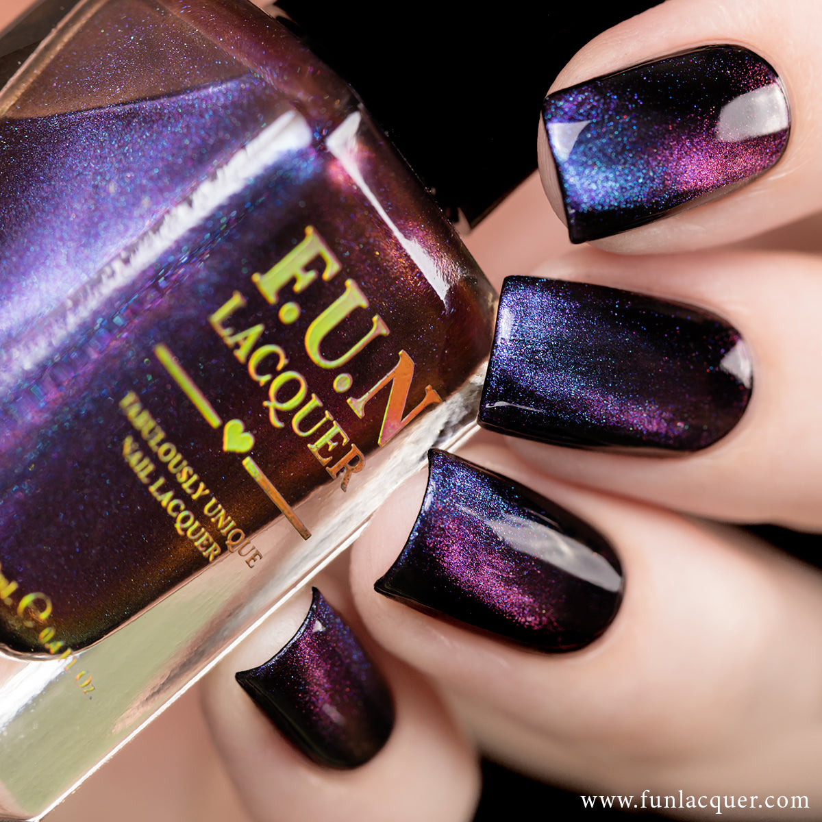 *PRE-ORDER* F.U.N Lacquer - Marvellous