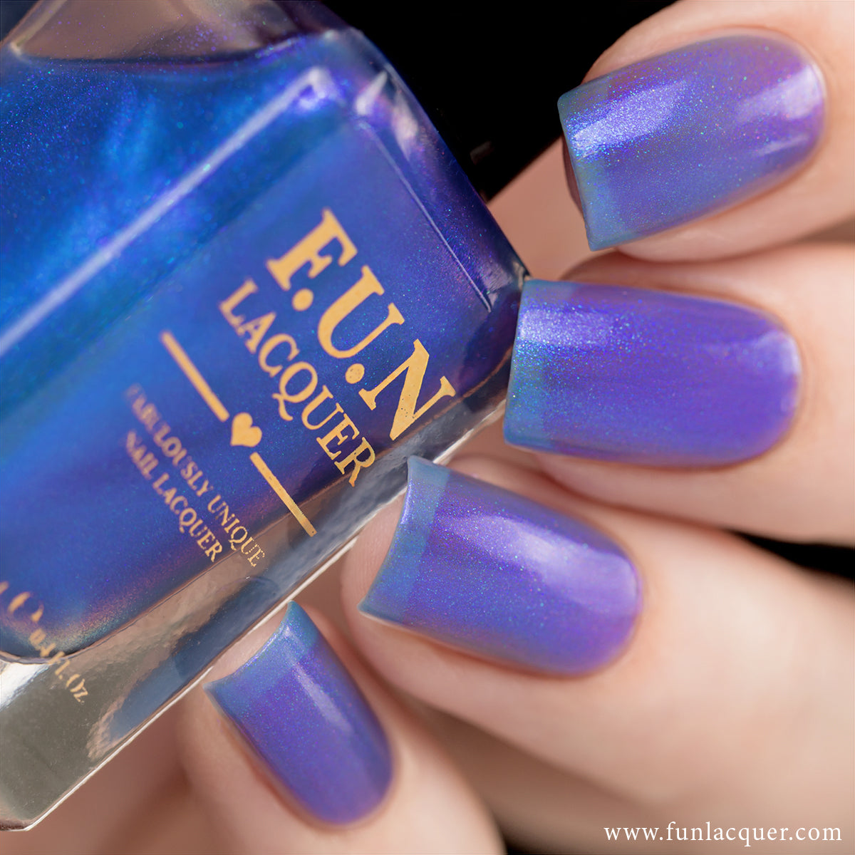 F.U.N Lacquer - Butterfly