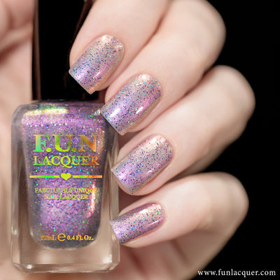F.U.N Lacquer - Crystal (H)