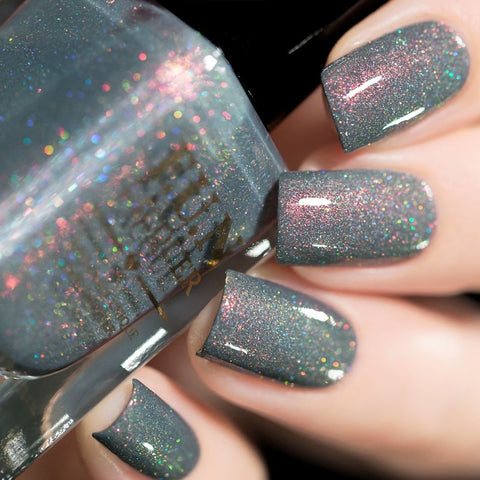 F.U.N Lacquer - Foggy (Hypnotic Polish Collaboration)