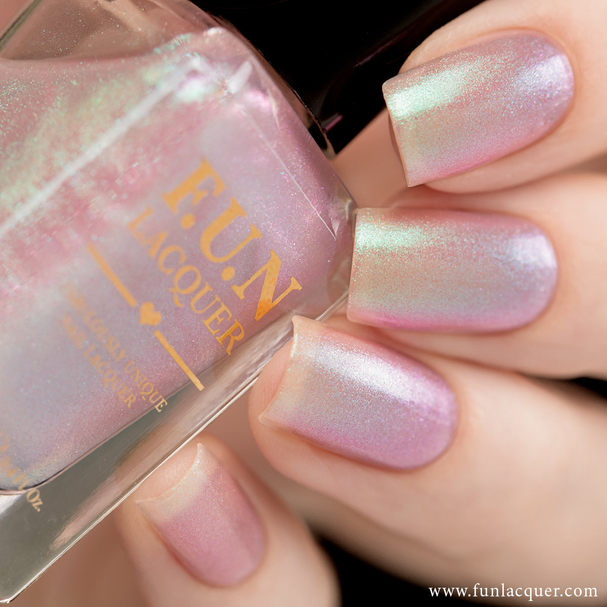 F.U.N Lacquer - Mermaid