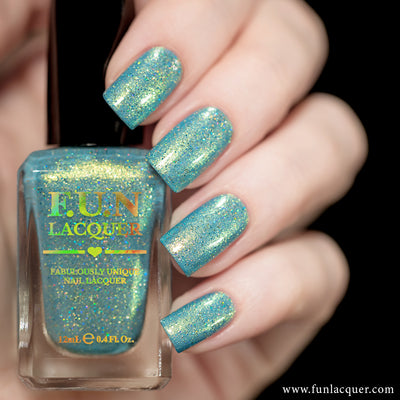 F.U.N Lacquer - Paradise (H)