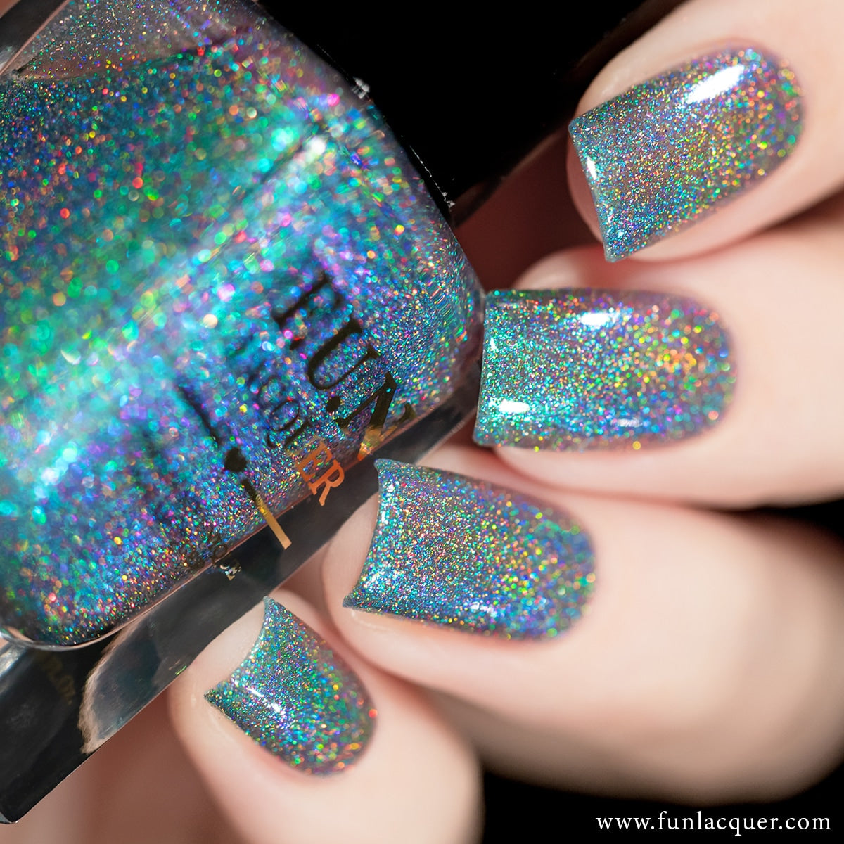 F.U.N Lacquer - Peacock