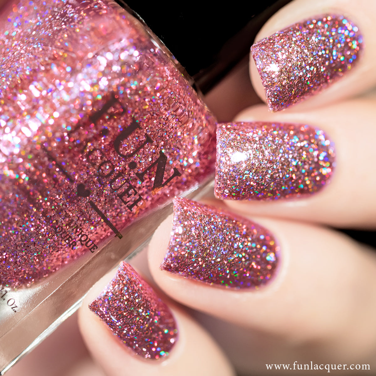 F.U.N Lacquer - Pinky Promise