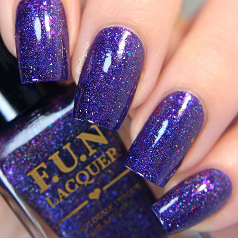 F.U.N Lacquer - Andromeda