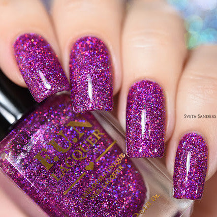 F.U.N Lacquer - Holo Queen