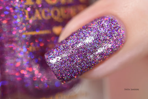 F.U.N Lacquer - Holo Queen (H)