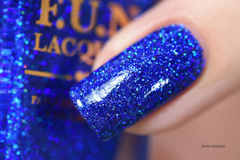 F.U.N Lacquer - How Deep Is Your Holo?