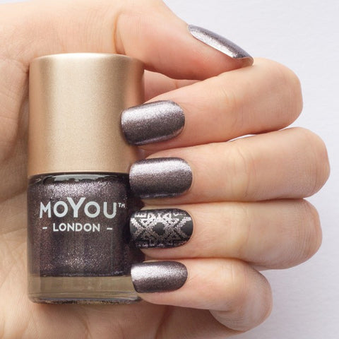 MoYou London Stamping Polish - Galaxy
