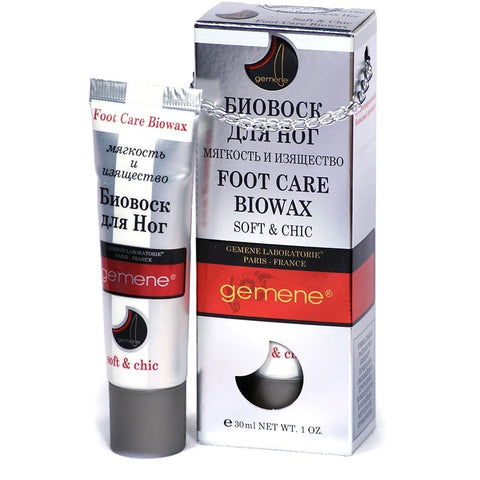 DNC Gemene Foot Care Biowax - Soft & Chic