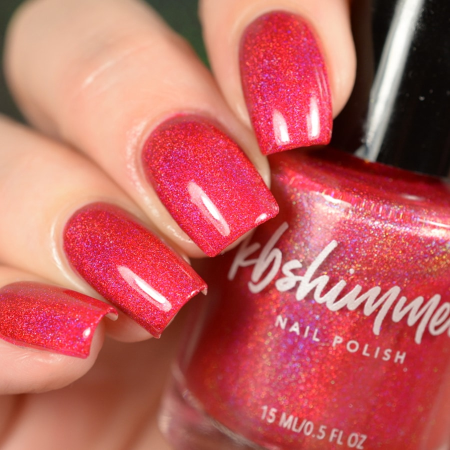 KBShimmer - Get To The Poinsettia