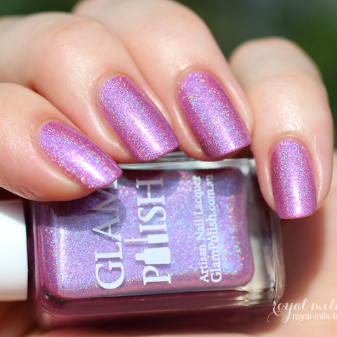 Glam Polish - Gleek - True Colors
