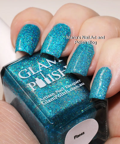Glam Polish - Zodiac - Pisces - Store Exclusive