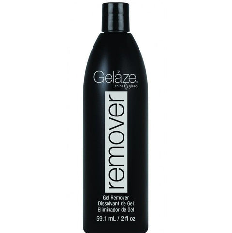 China Glaze - Gelaze Gel Polish Remover 59ml