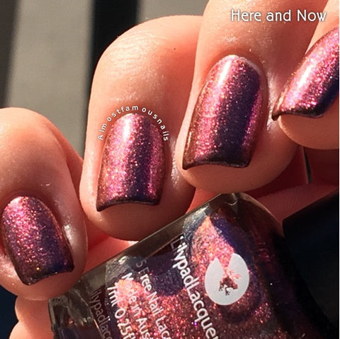 Lilypad Lacquer - Here and Now