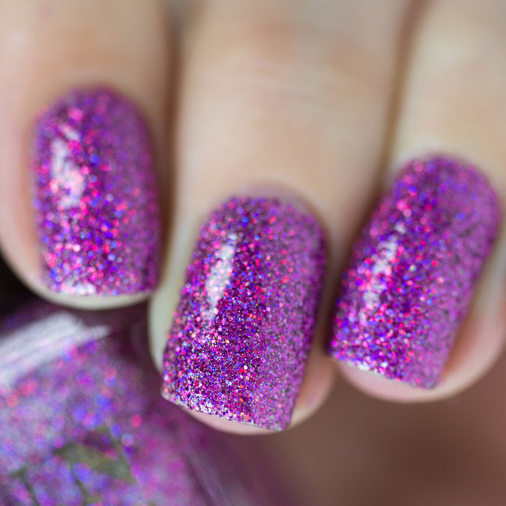 F.U.N Lacquer - Holo Queen (H) | Hypnotic Polish