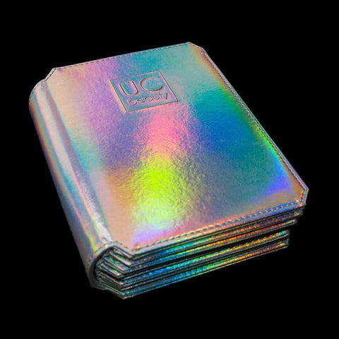 UberChic Stamping Plate Storage Folder - Holographic