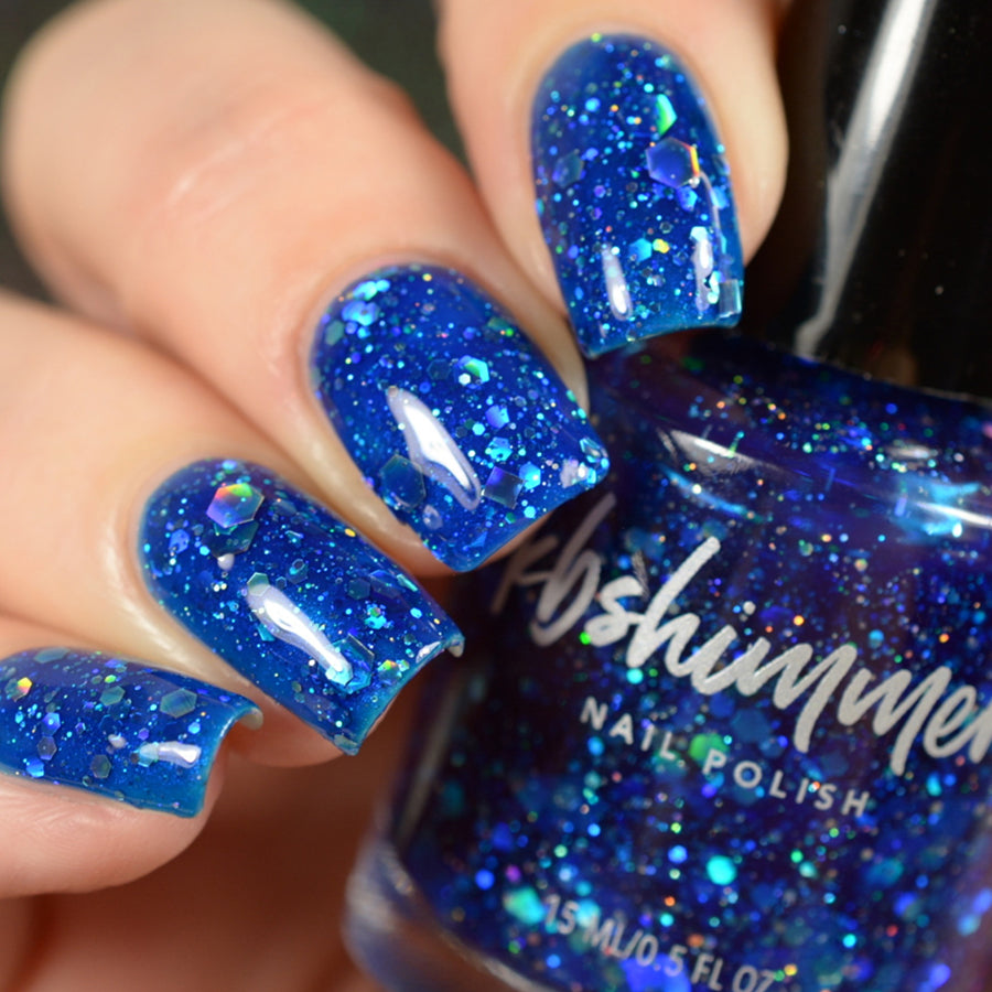 KBShimmer - I Got A Crush On Blue