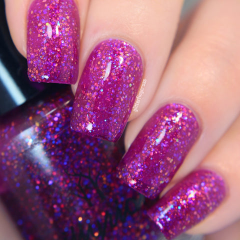 Illyrian Polish - Fire Pixie Dust