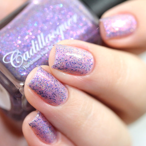 Cadillacquer - Christmas 2017 - Flickering Lights