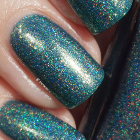 Cadillacquer - Banshee - The Thunder Man