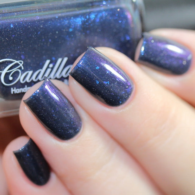 Cadillacquer - Halloween 2017 - The Upside Down