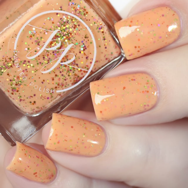 Painted Polish - Creamsicle Comet