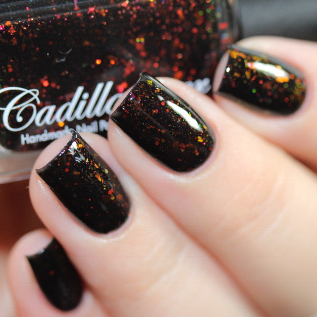 Cadillacquer - Halloween 2017 - The Monster