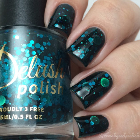 Delush Polish - A Night in the Asylum