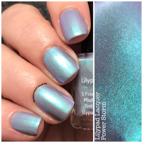 *PRE-ORDER* Lilypad Lacquer - Beautiful Things - Power Storm
