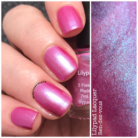 *PRE-ORDER* Lilypad Lacquer - Beautiful Things - Rendezvous