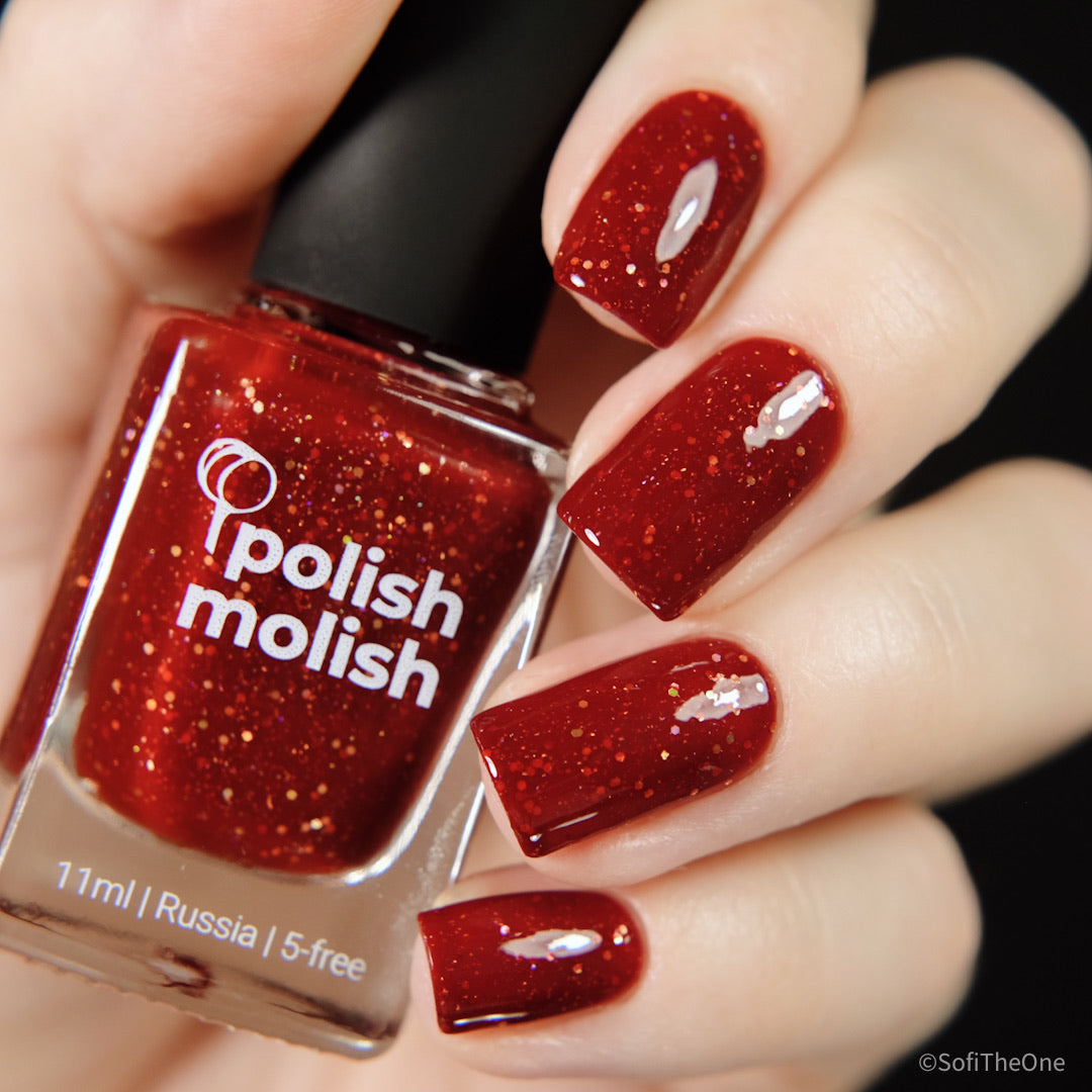 Polish Molish - Store Exclusive - What Do You Desire?