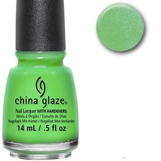 China Glaze - Core - In The Lime Light
