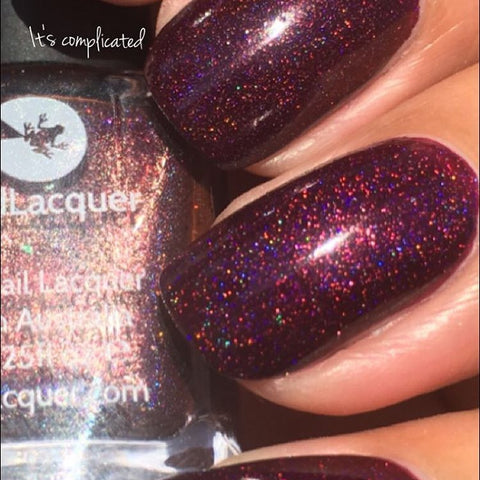 Lilypad Lacquer - It's Complicated