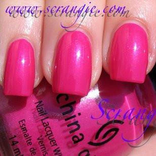 China Glaze - Kicks - Its Poppin'