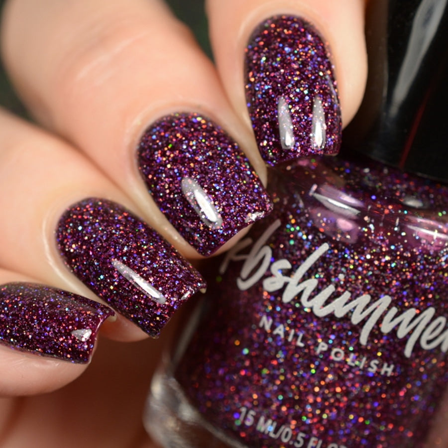 Kbshimmer Lady And The Vamp Hypnotic Polish