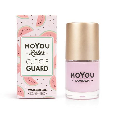 MoYou London - Cuticle Guard - Watermelon (liquid latex)
