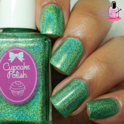 Cupcake Polish - Leaf Me Alone