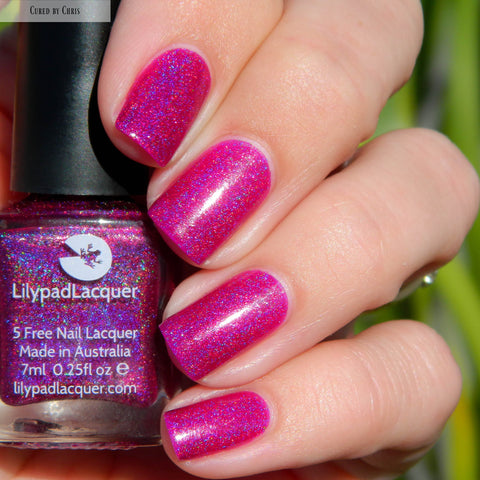 Lilypad Lacquer - Beet This (7ml)