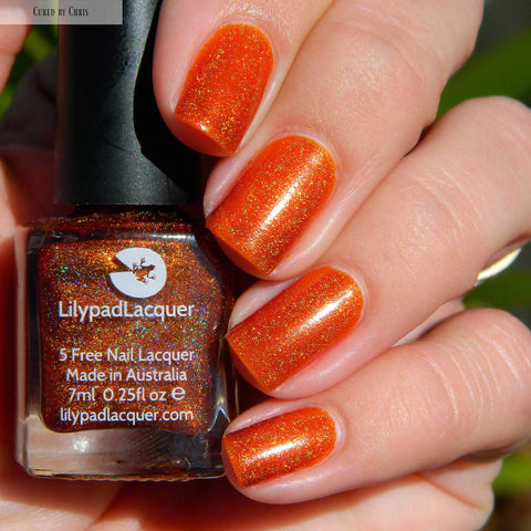 Lilypad Lacquer - Furnace (7ml)