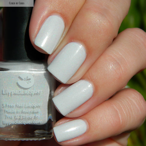 Lilypad Lacquer - Ghost (15ml)