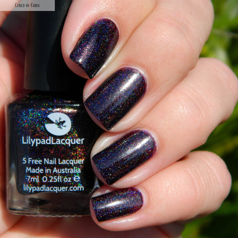 Lilypad Lacquer - Nightshade (15ml)
