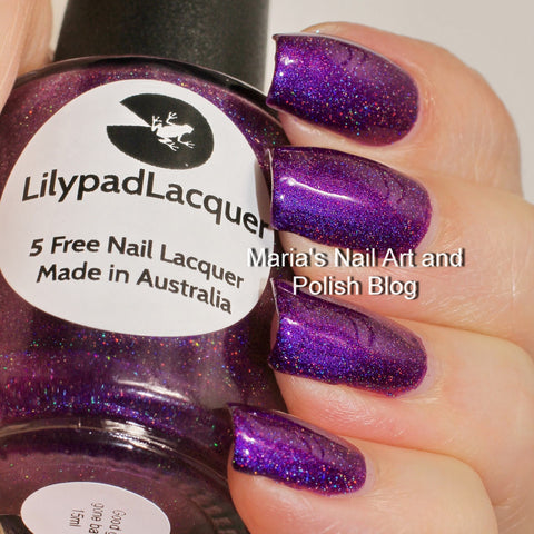 Lilypad Lacquer - Good Girl Gone Bad