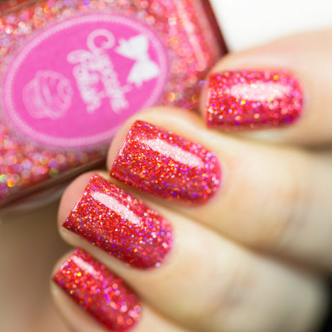 Cupcake Polish - Lord Licorice