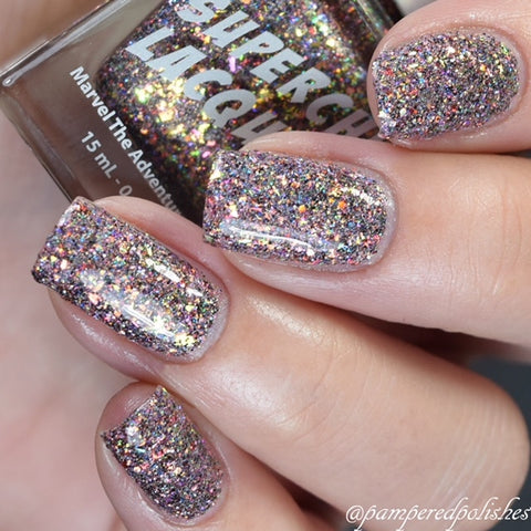 SuperChic Lacquer - Love Is A Battlefield