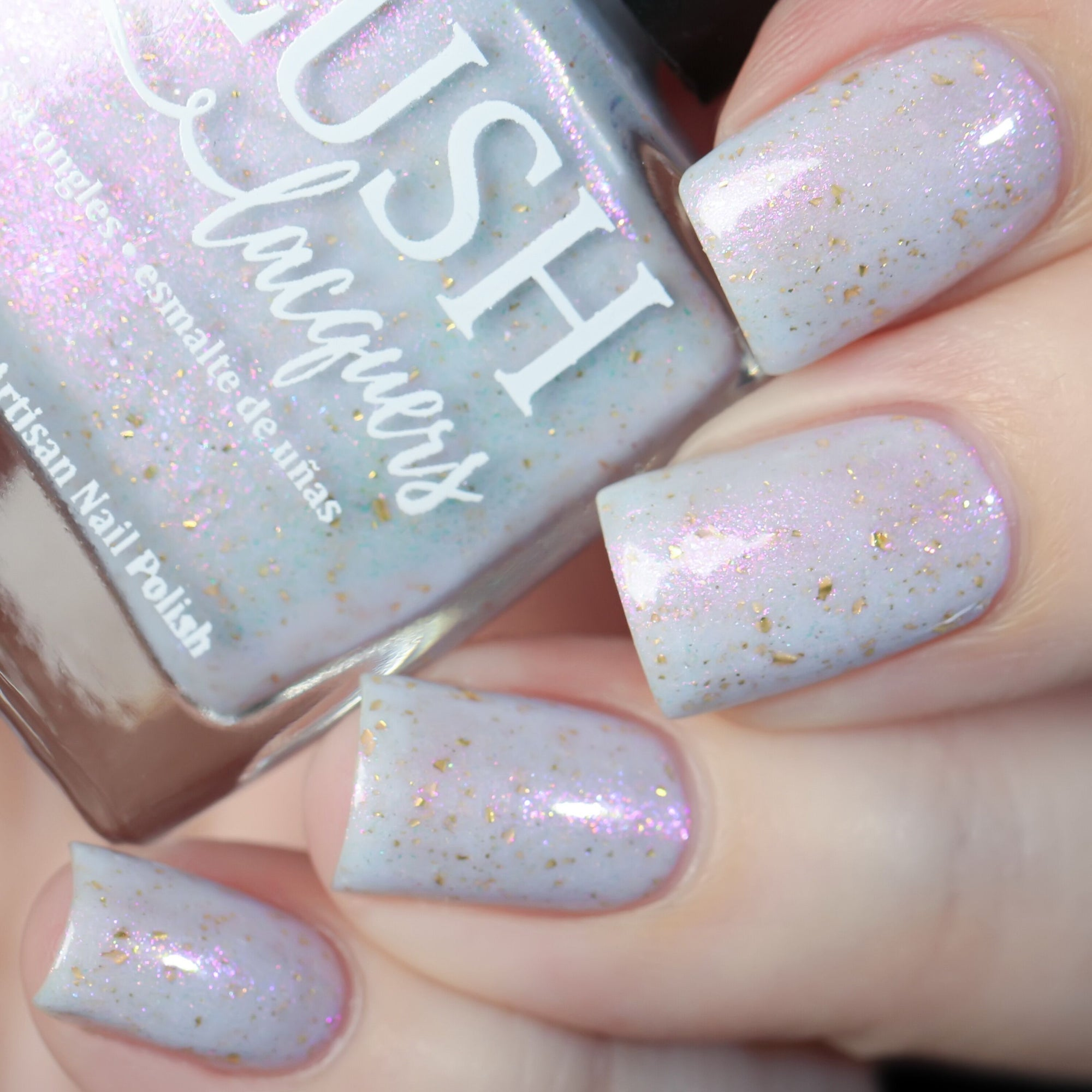 Blush Lacquers - Silver Lining