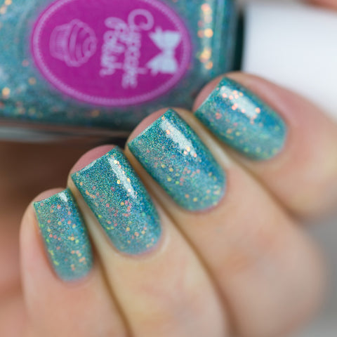 Cupcake Polish - Mermaid You Look