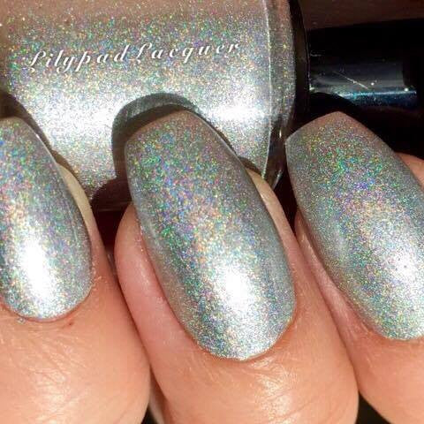 Lilypad Lacquer - Metal Chic